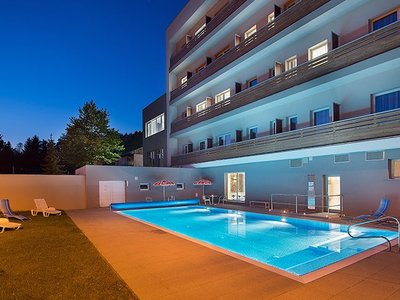 EA Hotel Kraskov**** - outdoor pool