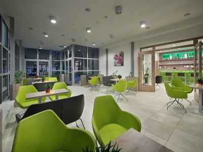 EA Hotel Kraskov**** - café and lobby bar